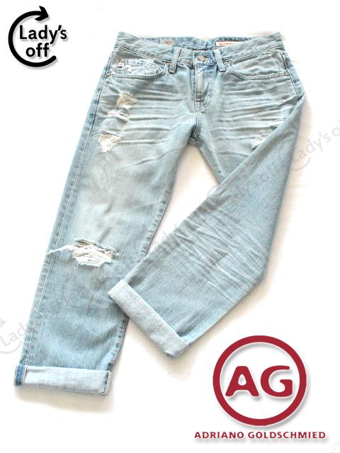 AG [エージー] ロールアップ デニム