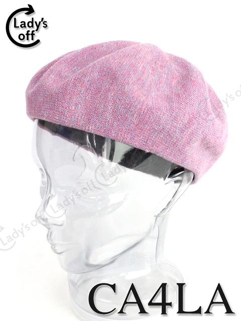 カシラ [CA4LA] ベレー帽