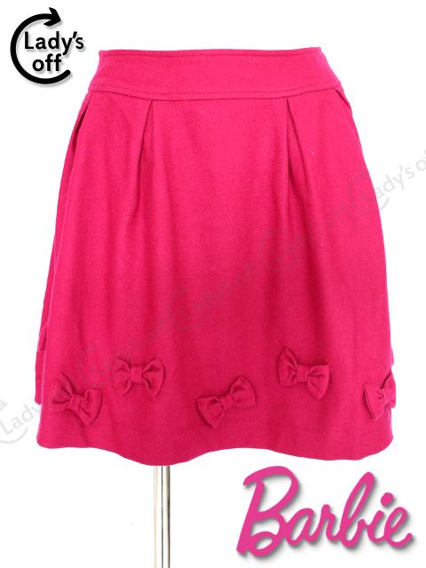 バービー[Barbie] リボン フレアー スカート