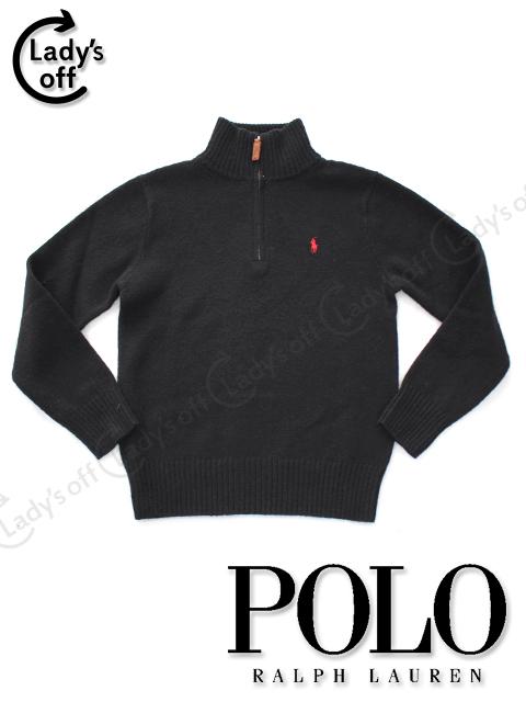 ポロ ラルフローレン[Polo Ralph Lauren] キッズ ジップアップ ニット