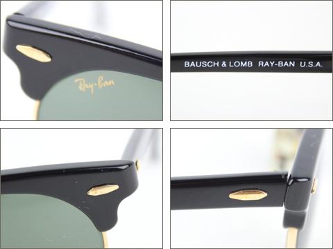 レイバン [ReyBan] USA製 B&L サングラス