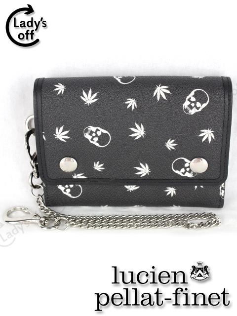 ルシアン ペラフィネ [lucien pellat-finet]  三つ折り 財布