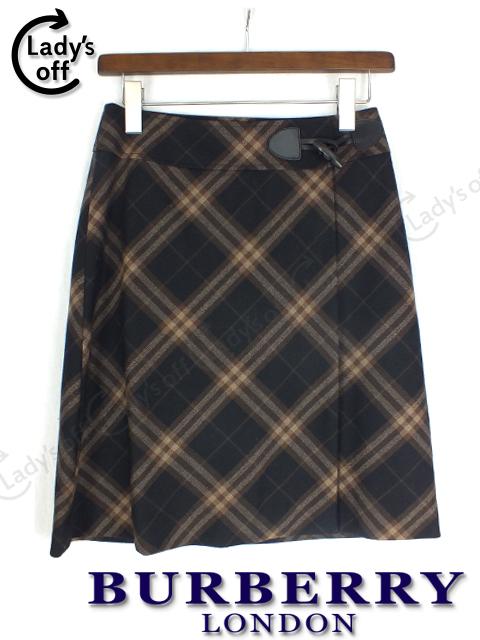 バーバリーロンドン[BURBERRY LONDON]  スカート