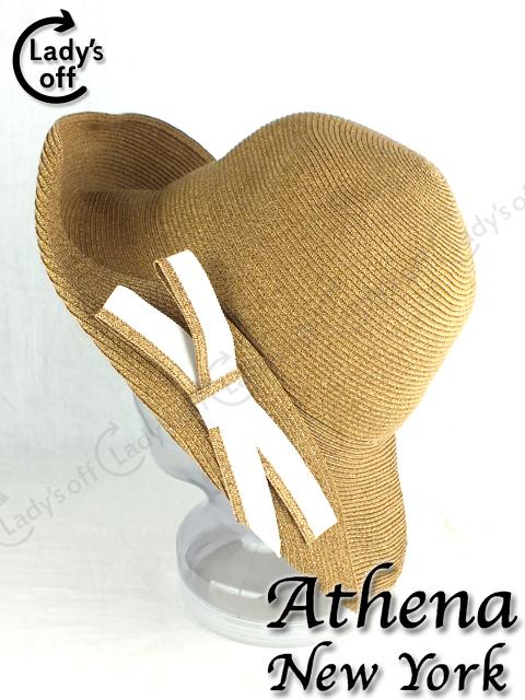アシーナニューヨーク [Athena New York] リボン ハット 帽子