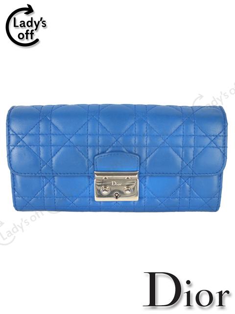 ディオール [Dior] レディディオール 長財布