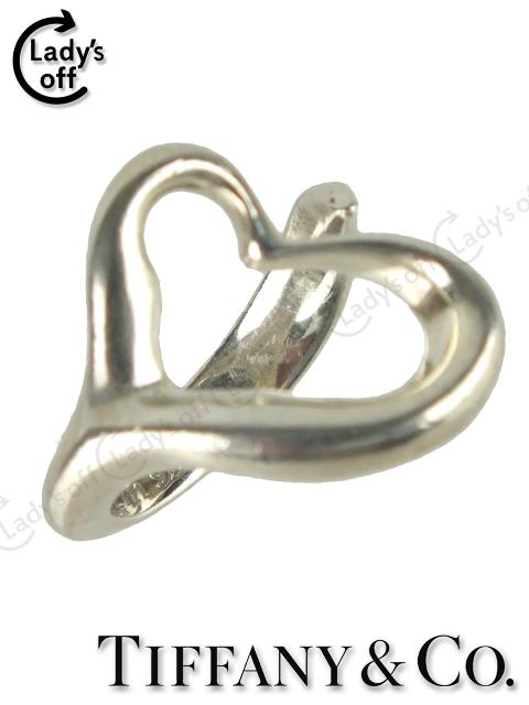 ティファニー[TIFFANY&Co] オープンハート リング 指輪