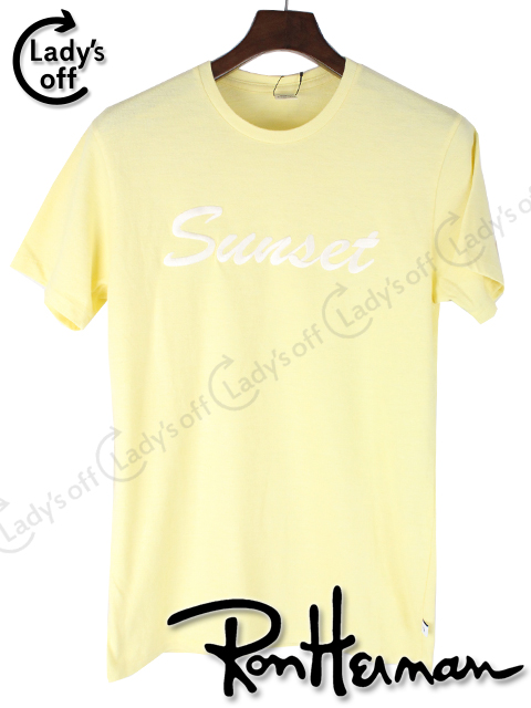 ロンハーマン [Ron Herman] ロゴ サーフTシャツ