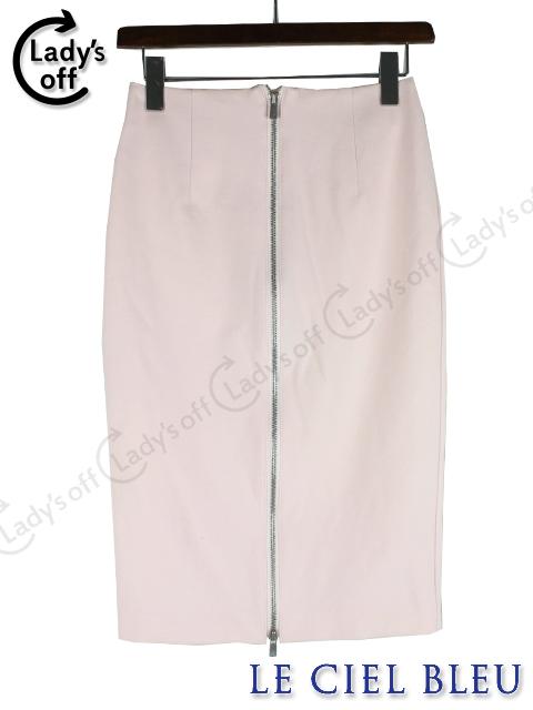 ルシェルブルー [ LECIELBLEU ] 14SS スカート ピンク