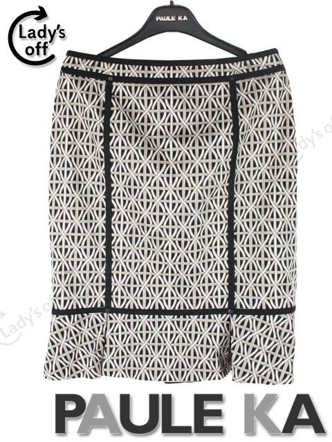 ポールカ [ PAULE KA ] マーメイドライン スカート