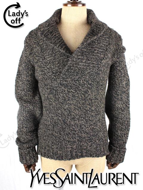 サンローラン [ SAINTLAURENT ] メンズ ニット セーター