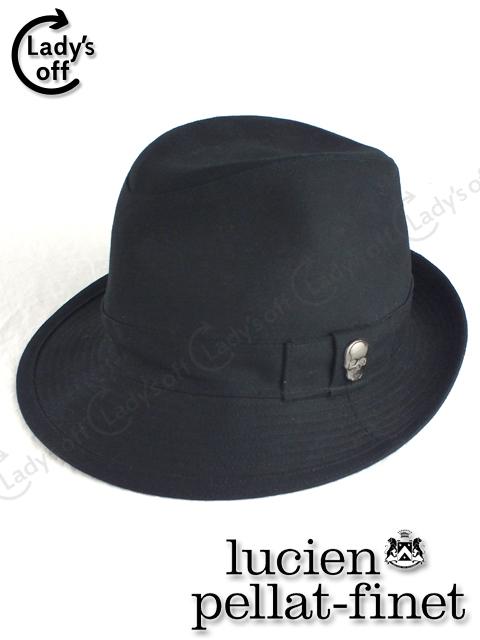 ぺラフィネ [ pellat-finet ] スカル 中折れ 帽子
