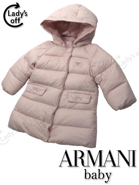 アルマーニベビー [ ARMANI ] ダウンジャケット コート