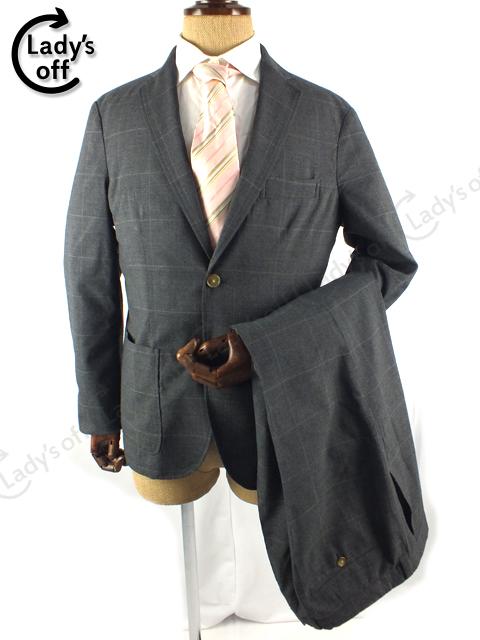 エディフィス [ EDIFICE ] 2つボタン カジュアル スーツ