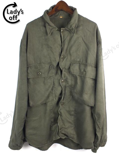 ドゥーズィエムクラス [MUSE] オーバーサイズ シャツ ジャケット