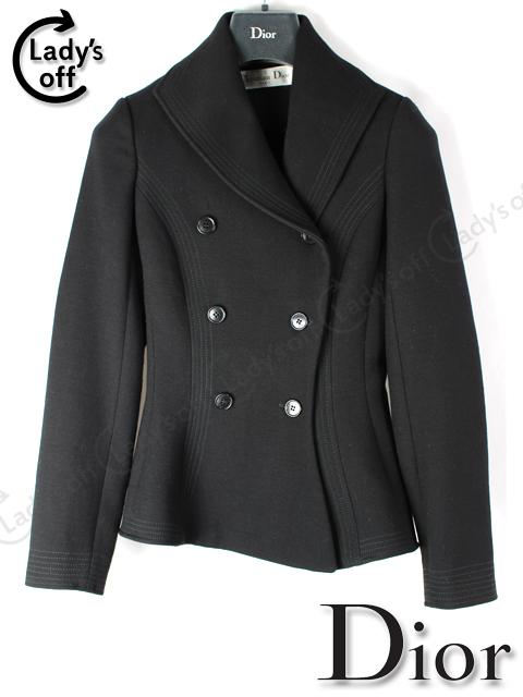 ディオール [ Dior ] ジャケット コート 黒