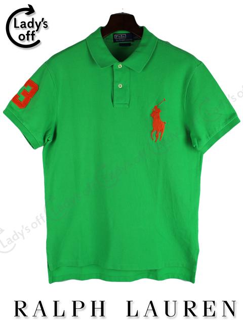 ラルフローレン [Ralph ] ビッグポニー ポロシャツ グリーン