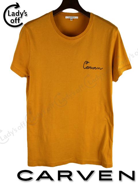 カルヴェン [ CARVEN ] 刺繍 半袖 Tシャツ [M]