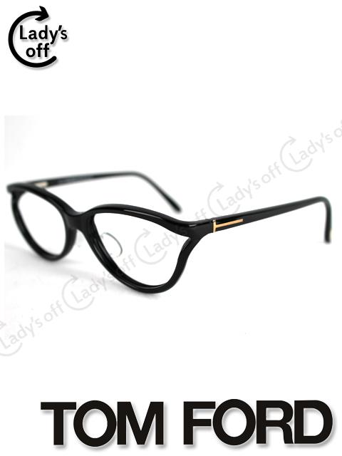 トムフォード [ TOMFORD ] 眼鏡フレーム ブラック 黒 [TF5280 001 53 17 135]