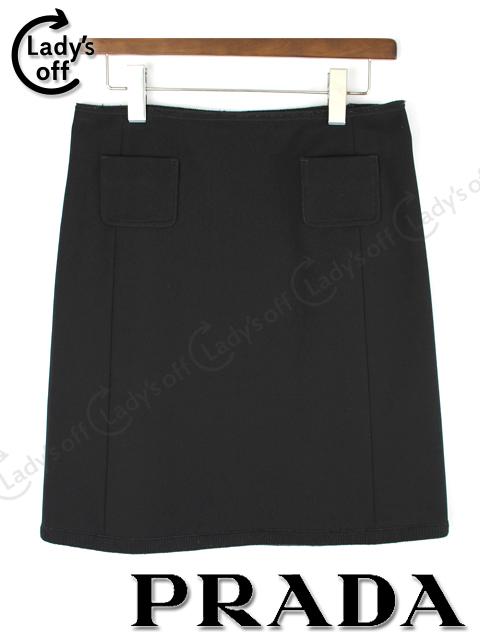 プラダスポーツ [ PRADA ] ナイロン 台形 スカート