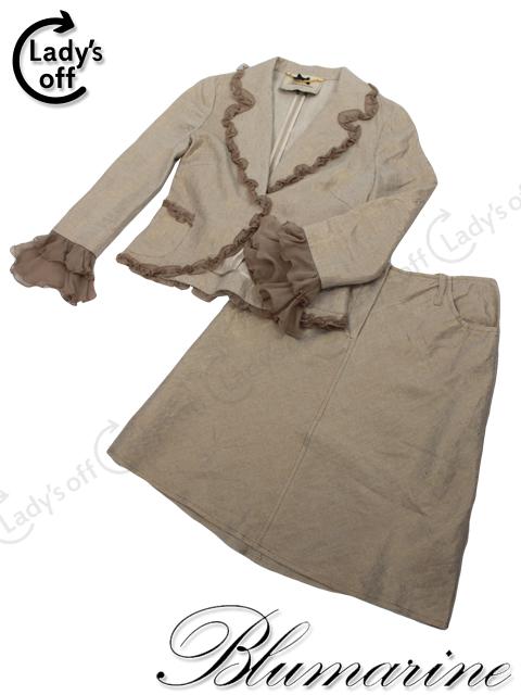 ブルマリン / ブルーガール [ Blumarine ] セットアップ スーツ ジャケット スカート