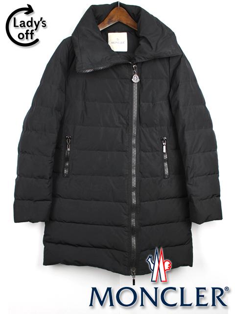 モンクレール [ MONCLER ] 2013AW ダウン ジャケット コート ブラック 黒 SIZE[00] レディースジェルボワーズ GERBOISE [49379-00-54543]