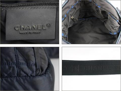 シャネル [CHANEL] スポーツライン 斜め掛けショルダーバッグ