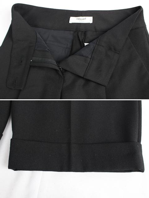 ブルーガール / ブルマリン [Blugirl ] ハーフパンツ ブラック 黒 SIZE[I38 D32] レディース 女性用 婦人用 ボトムス