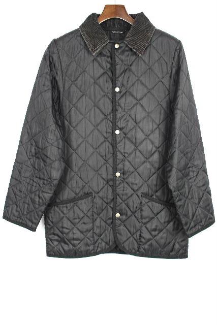 マッキントッシュ [ MACKINTOSH ] 中綿 キルティングコート ブラック 黒 SIZE[38] メンズ ジャケット