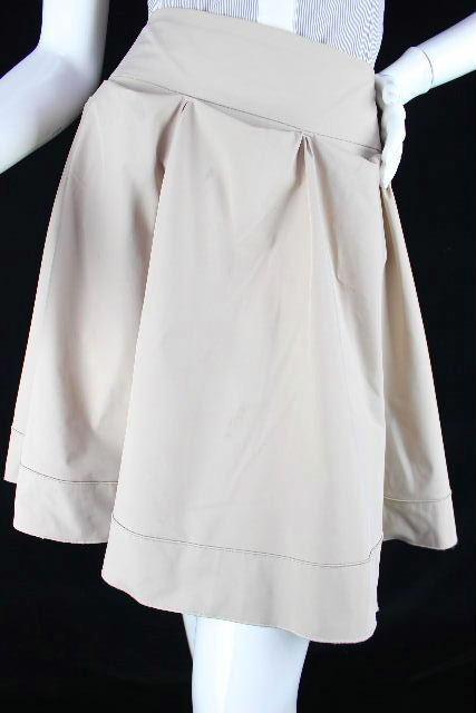 フォクシー NY [ FOXEY ] フレアースカート ベージュ SIZE[40] レディース ボトムス スカート