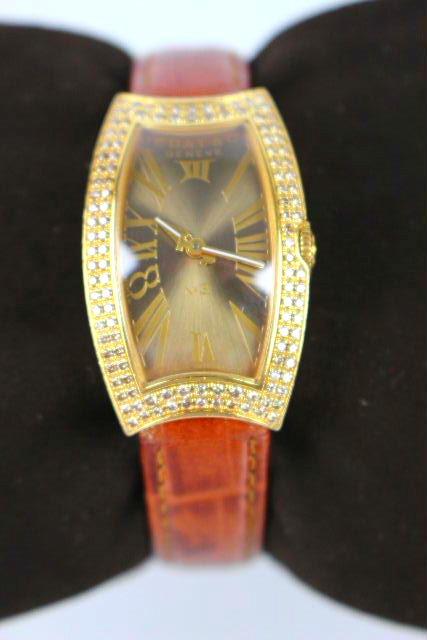 ベダ&カンパニー [ BEDAT&CO ] ダイヤ 金無垢 腕時計 [B384 380 400] 正規店購入品