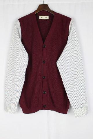 マルニ [ MARNI ] シャツ カーディガン 長袖 SIZE[50] メンズ トップス ニット セーター カーデ