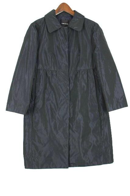ヨーコチャン [ YOKO CHAN ] ナイロン コート ネイビー 紺色 SIZE[40] レディース アウター