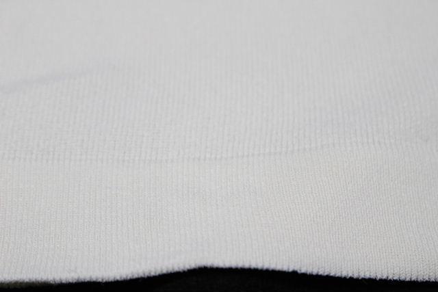 エルメス [ HERMES ] ノースリーブ ニット カットソー ホワイト 白 SIZE[XS] レディース トップス