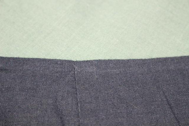 マルニ [ MARNI ] バイカラー リボン ノースリーブ ブラウス SIZE[38] レディース トップス シャツ ノースリ グリーン 紺色