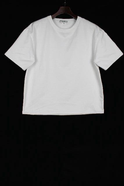 ヴァレンティノ [ VALENTINO ] ロックスタッズ カットソー ホワイト 白 半袖 SIZE[S] メンズ トップス Tシャツ バレンチノ