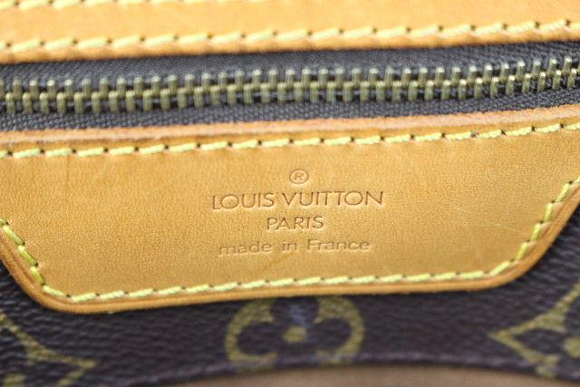 ルイヴィトン [ LOUISVUITTON ] モノグラム サックショッピング [ M51108 ] レディース トートバッグ ショッピングバッグ