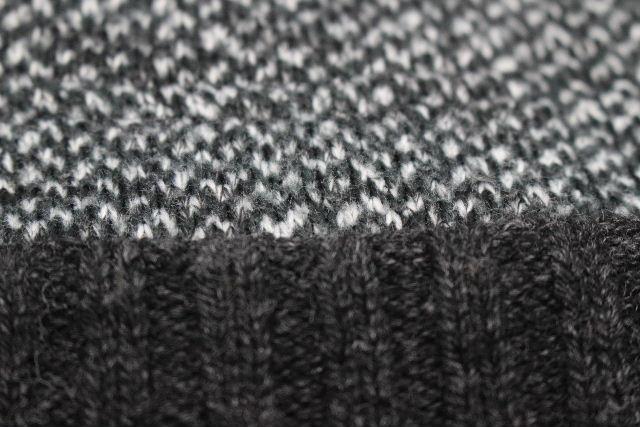 カステルバジャック [ CASTELBAJAC ] ボア ニット ジップアップ パーカー SIZE[44] メンズ トップス セーター バジャック ブルゾン