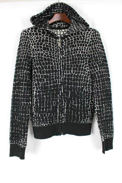 ルシアンペラフィネ [ pellat-finet ] カシミヤ混 ニット パーカー ブラック 黒 SIZE[S] メンズ トップス ぺラフィネ パーカ セーター