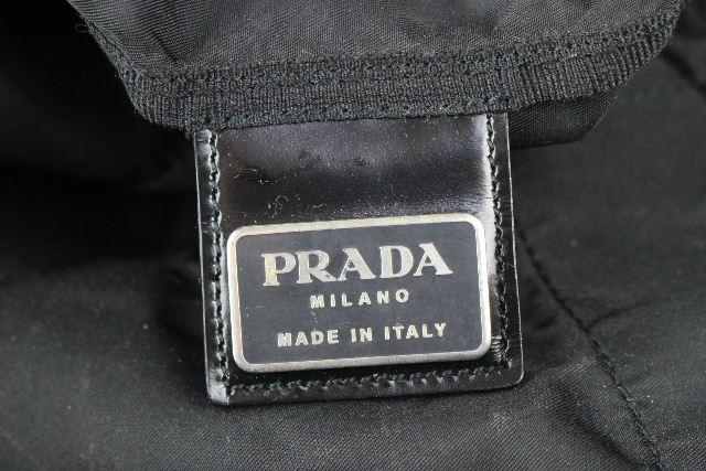 プラダ [ PRADA ] ナイロン ボストンバッグ ブラック 黒 トラベルバッグ 旅行バッグ バッグ