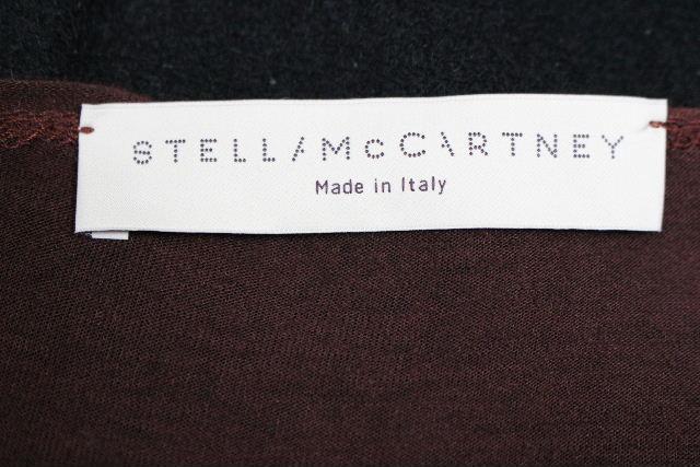 ステラマッカートニー [ Stella McCartney ] フレアー ワンピース ブラウン 茶色 SIZE[36] レディース ワンピ