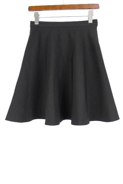 ドゥーズィエム クラス [ Deuxieme Classe ] フレアースカート ブラック 黒 SIZE[36] レディース ボトムス スカート エムクラス