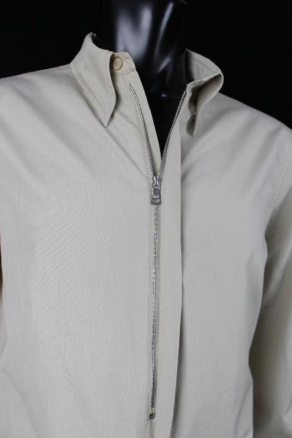 プラダスポーツ [ PRADA ] コットン カジュアルシャツ ベージュ 長袖 SIZE[XL] メンズ プラダ トップス
