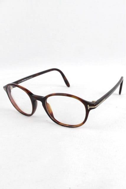 トムフォード [ TOMFORD ] べっ甲 眼鏡フレーム ブラウン [ FT5150 058 48 19-145] メンズ レディース めがね メガネ