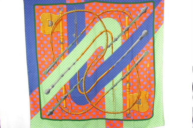 エルメス [ HERMES ] 大判 カシミヤ シルク ショール [136×136] ストール マフラー カレ140