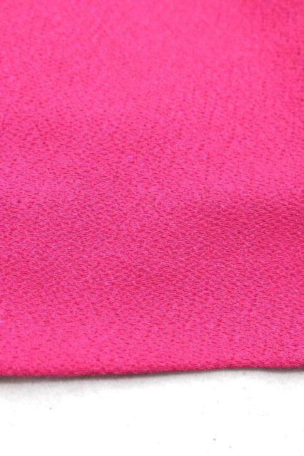 ジーザスディアマンテ [ JESUSDIAMANTE ] オーナメントリボン柄 フリル ワンピース ピンク SIZE[38] レディース ディアマンテ ワンピ