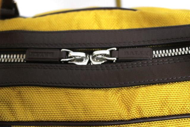 バリー [ BALLY ] ナイロン ボストンバッグ イエロー 黄色 メンズ レディース トラベルバッグ 旅行バッグ