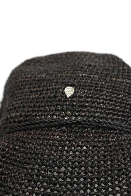 ヘレンカミンスキー [ HELEN KAMINSKI ] 折り畳み ストロー帽子 ブラウン 茶色 レディース ハット 麦わら帽子