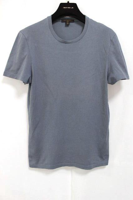 ルイヴィトン [ LOUISVUITTON ] LV Tシャツ ブルー系 半袖 SIZE[XS] メンズ トップス カットソー ビトン ヴィトン