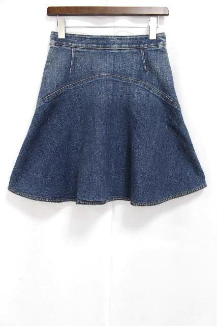 ステラマッカートニー [ Stella McCartney ] デニムスカート SIZE[25] レディース ボトムス スカート フレアースカート