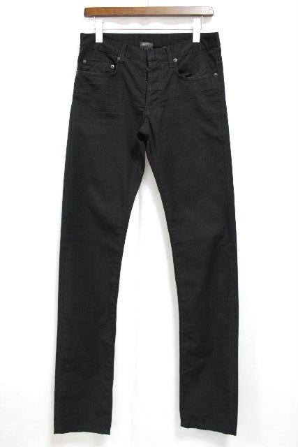 ディオールオム [ Dior ] スキニーパンツ ブラック 黒 SIZE[30] メンズ ディオール ボトムス パンツ